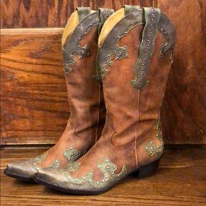 Gianni Bini Western Boots